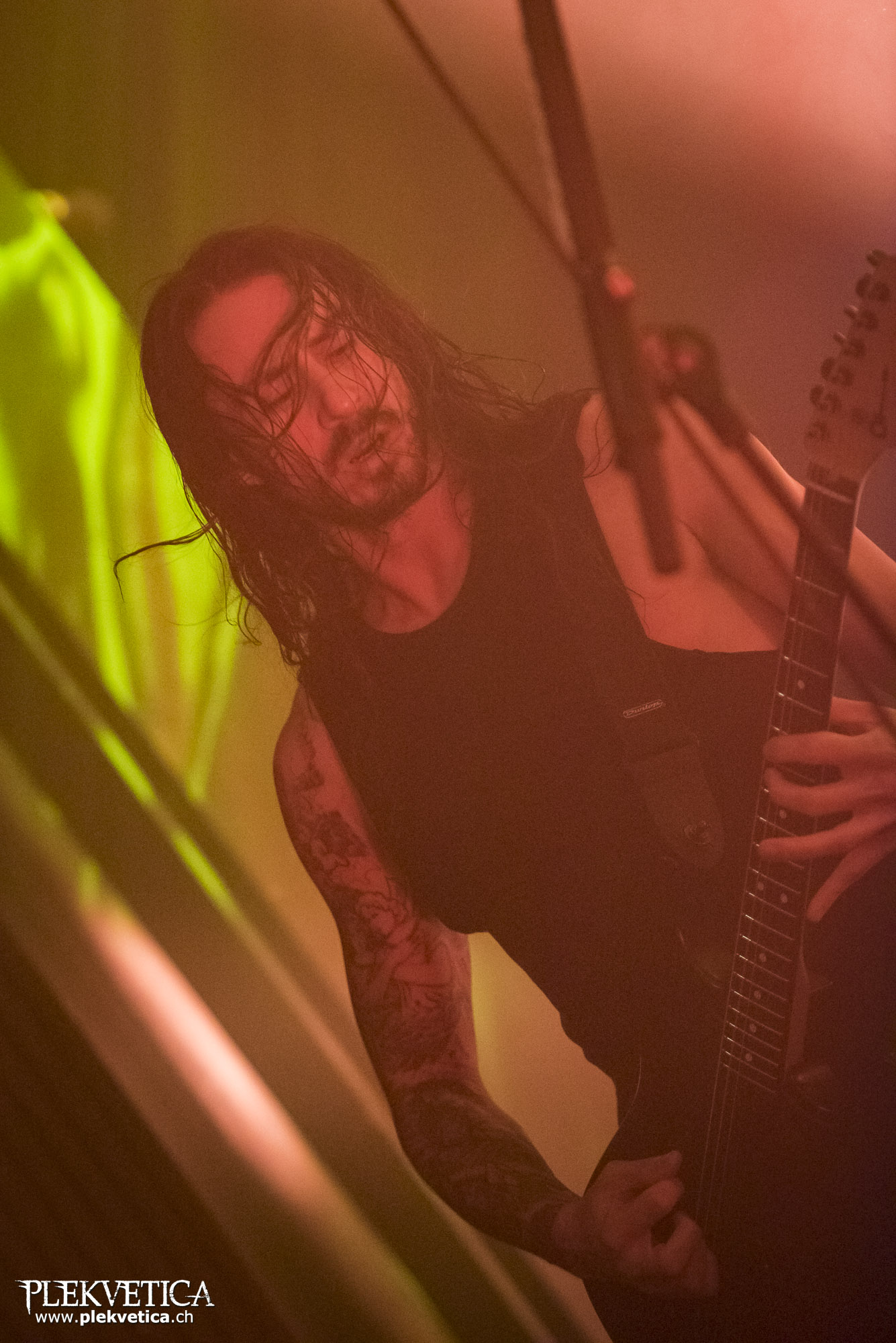 As I Lay Dying - Photo By Dänu